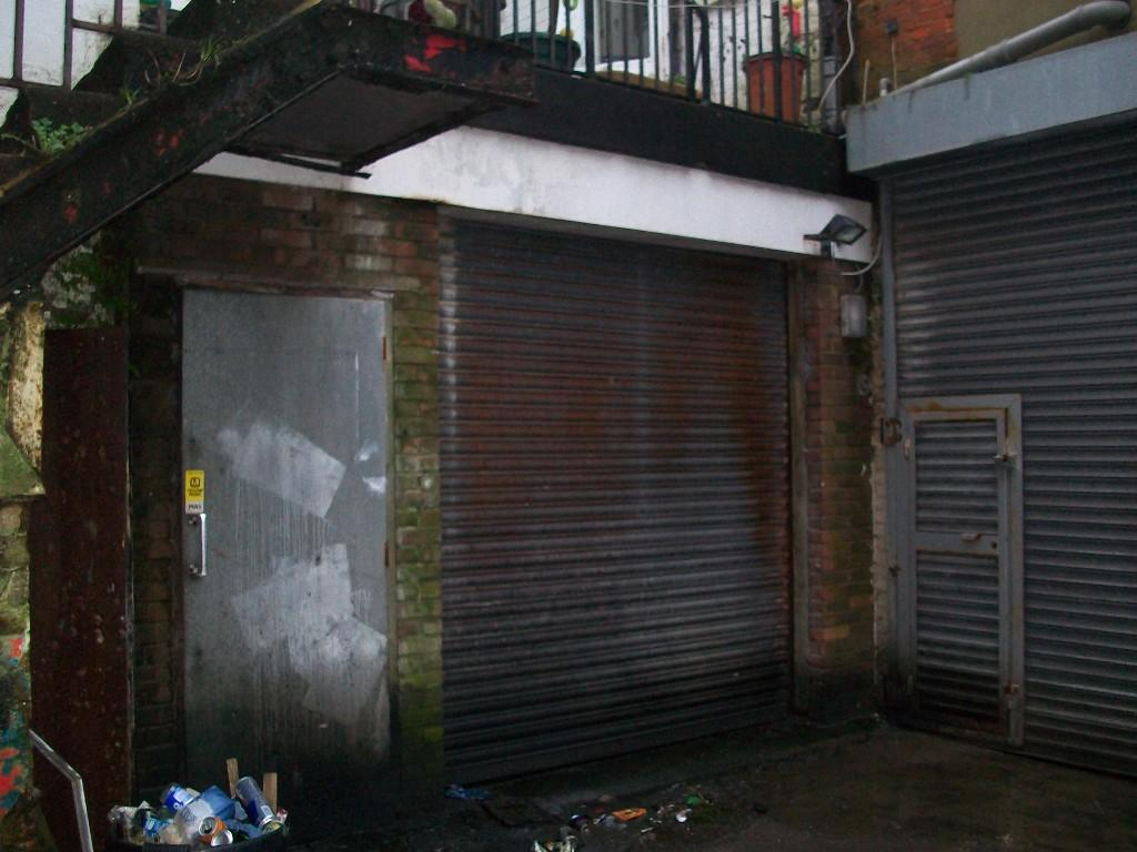 Garage To Rent In Western Road St Leonards On Sea East