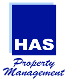HAS Property Management, Hastings logo