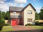 4 bedroom new property in Main Road...