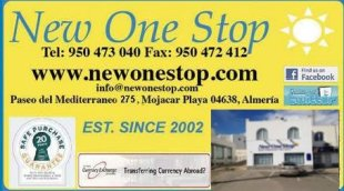 New One Stop, Almeriabranch details