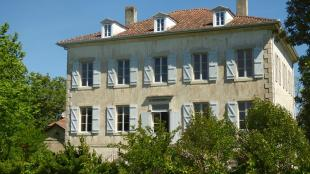 11 bed Character Property in SAINT LAURENT DE GOSSE ...