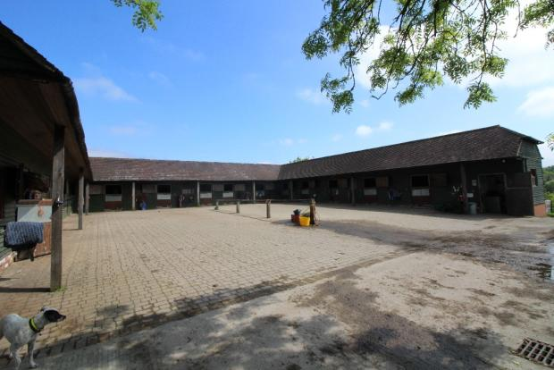 Stable Yard
