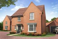 4 bedroom new property in Rendham Road, Saxmundham...