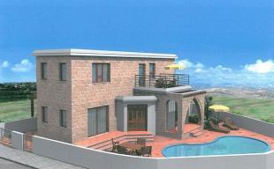 3 bedroom Detached house in Konia, Paphos