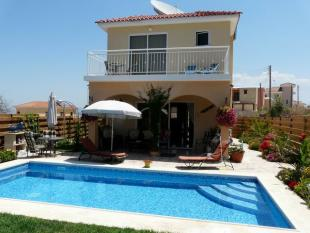 3 bed Detached property for sale in Stroumbi, Paphos