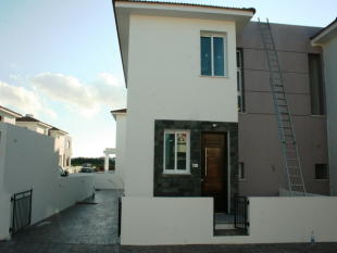 semi detached home in Agia Triada, Famagusta