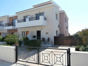 3 bedroom End of Terrace house for sale in Tala, Paphos