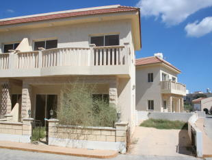 semi detached home in Paralimni, Famagusta