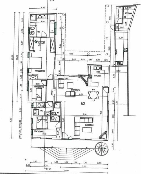 House ground floor