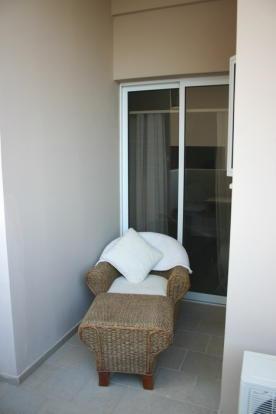 Master bedroom balco