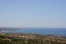 The coast of Pegeia