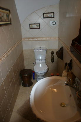 Guests toilet