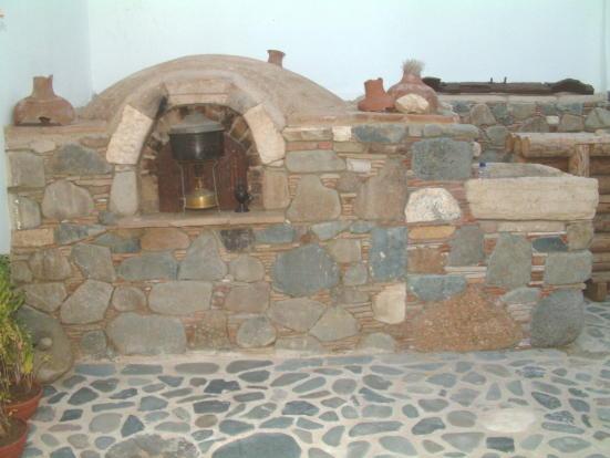 Traditional Stone Bu