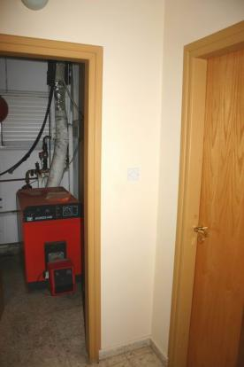 Central heating room