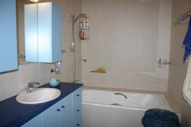 Bathroom of small ho