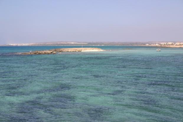 Agia Thekla Beach