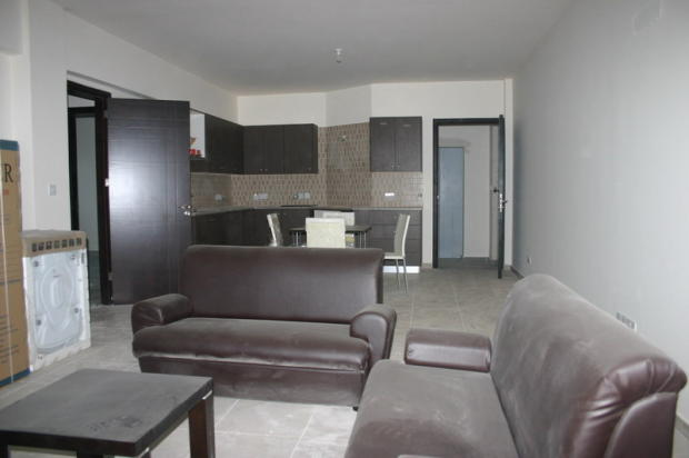 Living room & Kitcen