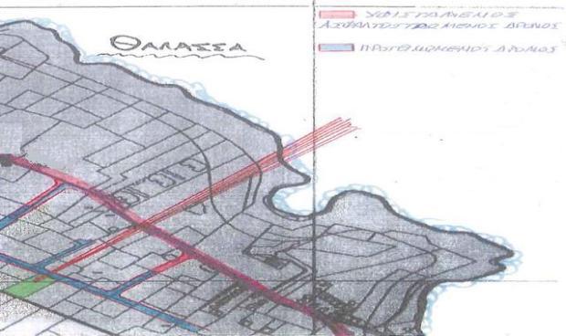Topograpic plan
