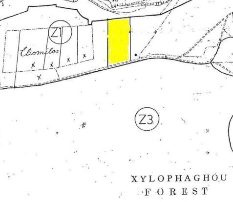 Topographic Plan