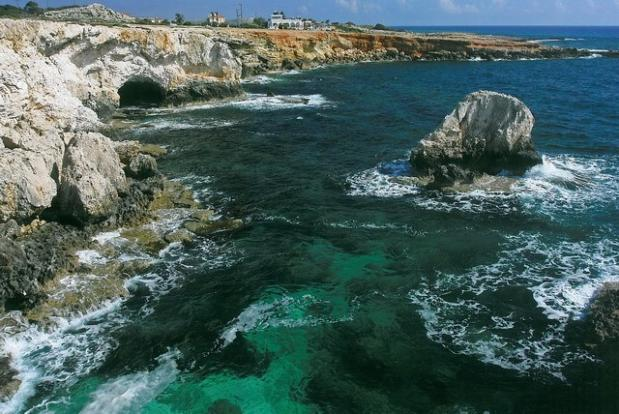 Agia Napa Coast