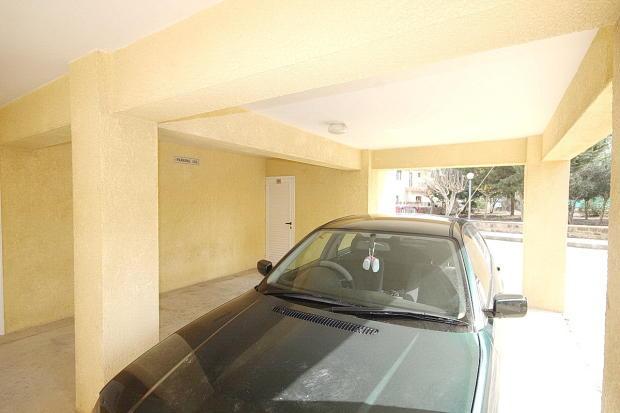 Parking and storage