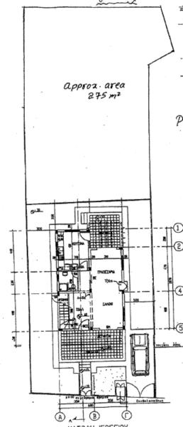 The House plan & Ext