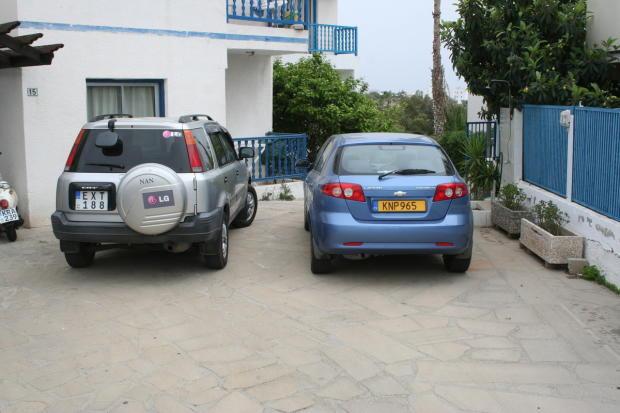 Open Parking