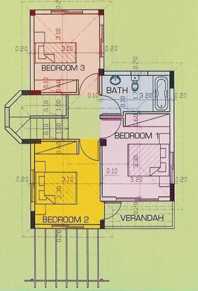 First Floor Plan Typ