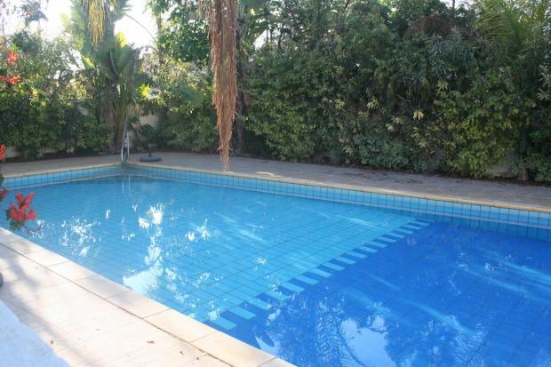 Optional Swimming Po