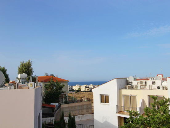 Sea View from Bedroo