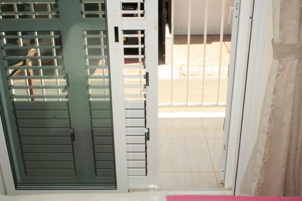 Balcony from the Mas