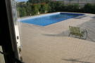 Pool from the Living