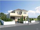 4 bedroom new house in Larnaca, Xylotympou