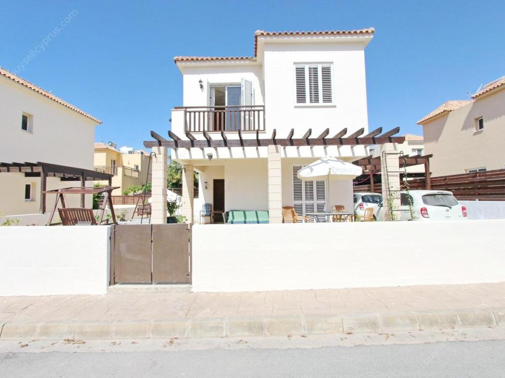 Detached home in Famagusta, Agia Thekla