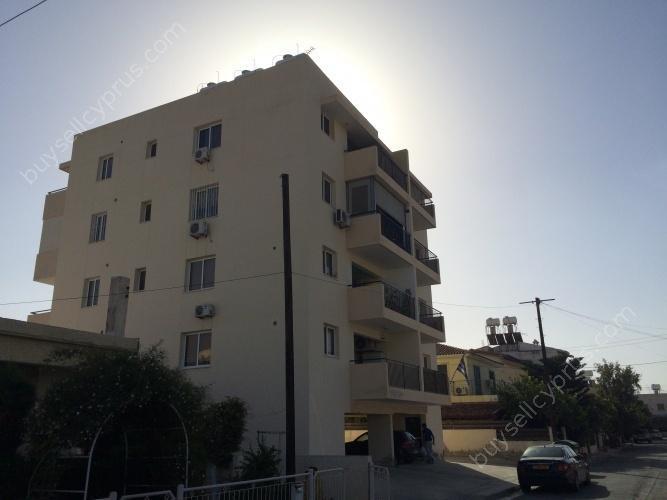 2 bed Flat in Larnaca, Droshia