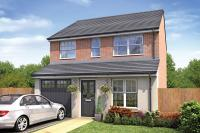 3 bed new house in Monkton Lane, Hebburn...