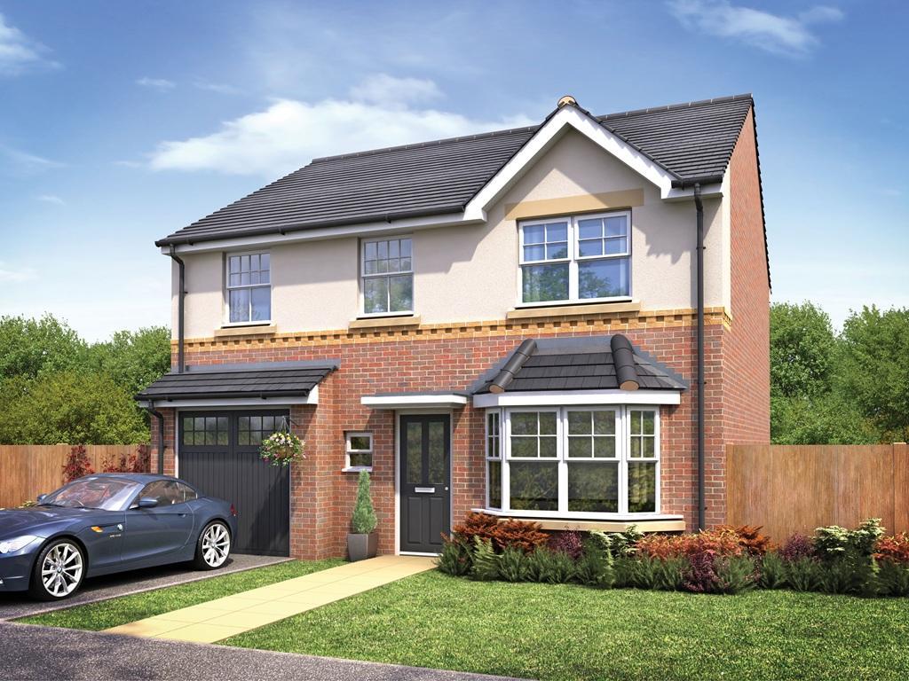 3 Bedroom Detached House For Sale In Monkton Lane Hebburn