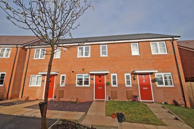 2 Bedroom Terraced House For Sale In Healey Avenue Cofton Hackett Birmingham B45