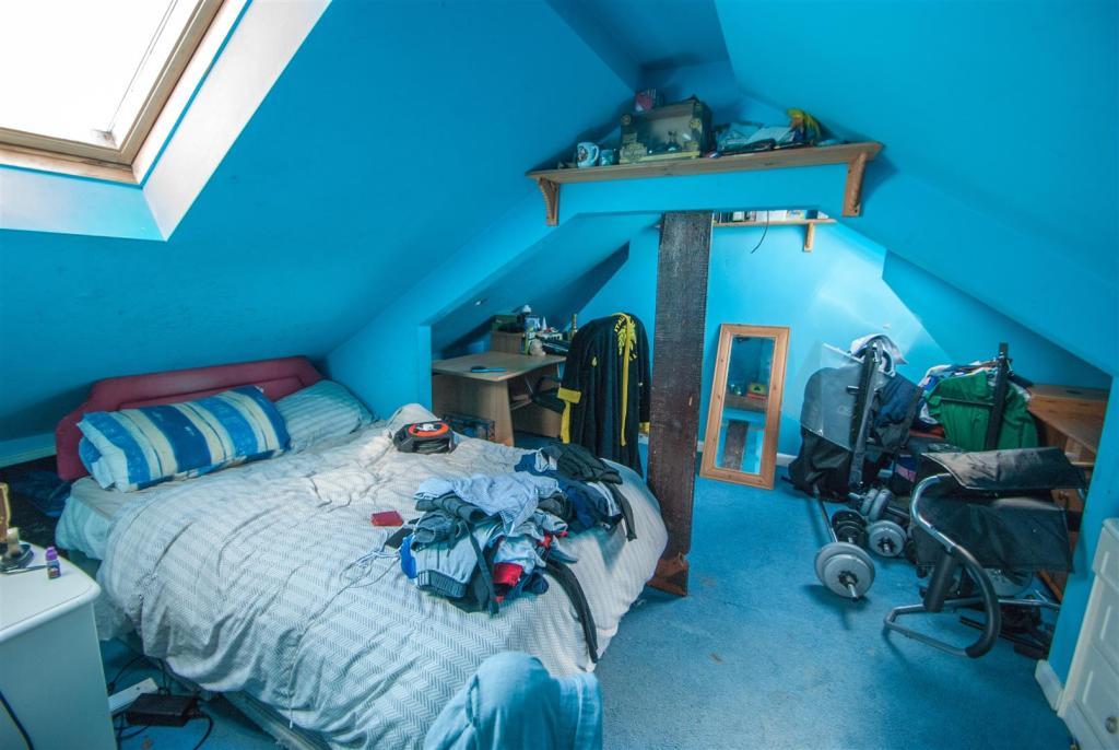 Boarded Loft Room