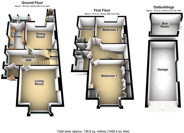 12 Longfield Villas,