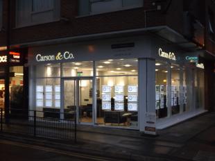Carson & Co, Maidenheadbranch details