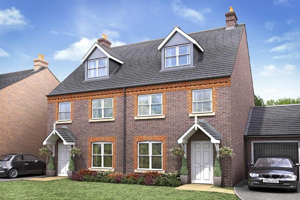3 Bedroom Town House For Sale In Sandy Hill Lane Moulton
