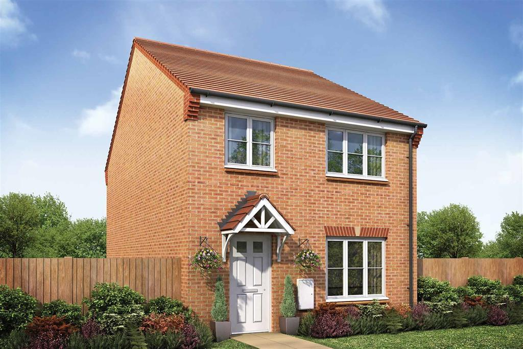 Artists impression of a typical Lydford home