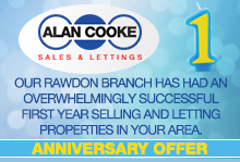 Alan Cooke Sales & Lettings, Rawdon