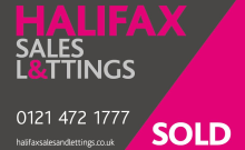 Halifax Sales & Lettings, Selly Oak