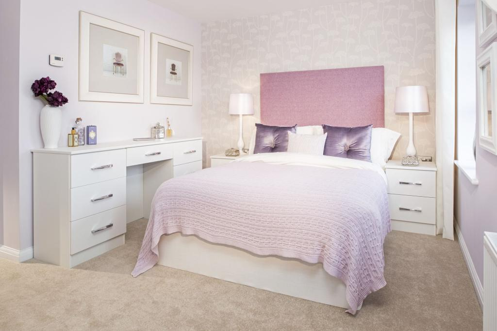Bampton master bedroom