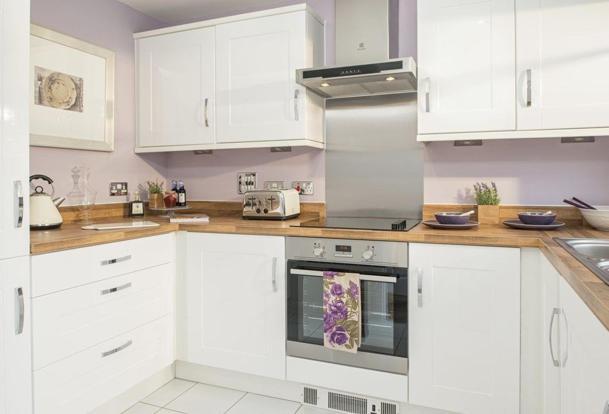 Bampton kitchen
