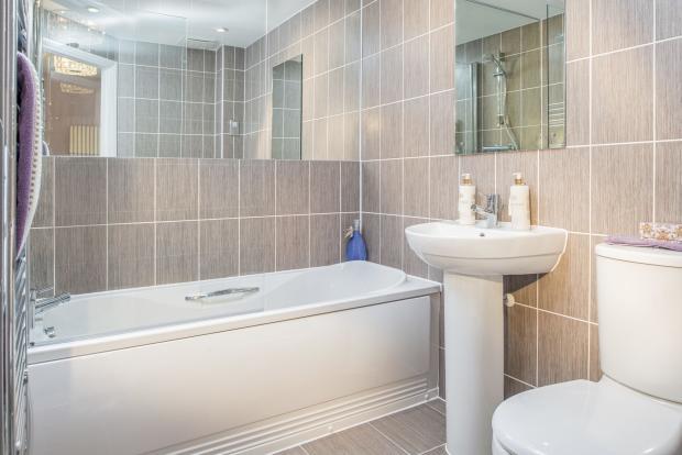 Bampton bathroom