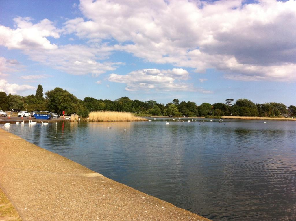 Poole Park Boating L