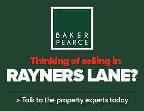 Get brand editions for Baker Pearce, Rayners Lane, Pinner - Sales
